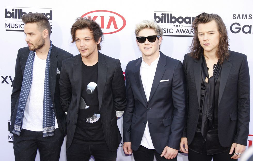UK boy band One Direction breaking up to take 'extended hiatus'