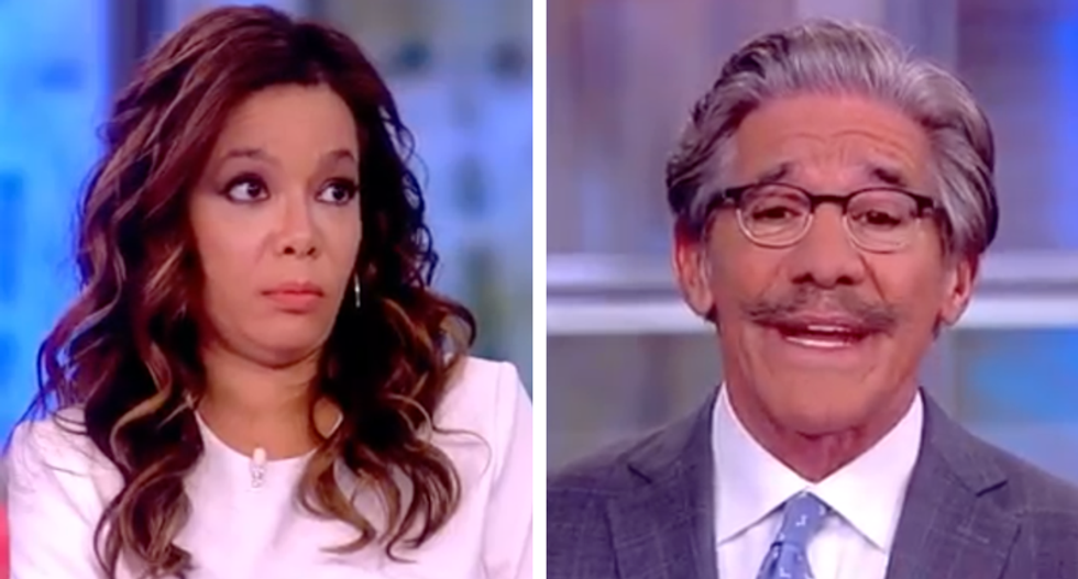 The View gangs up on Geraldo Rivera for claiming Jared Kushner is 'qualified' to solve the Middle East crisis