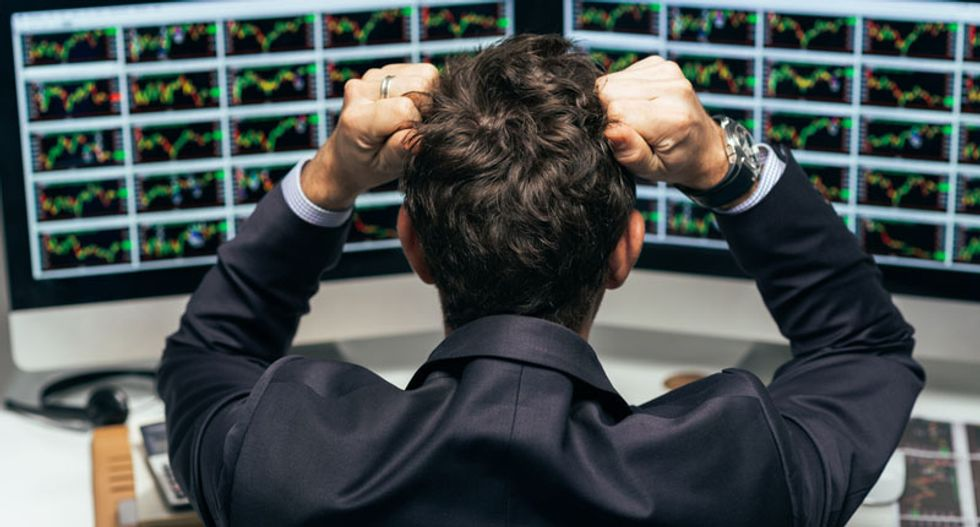 Three reasons why most of us shouldn't worry about the global stock market meltdown