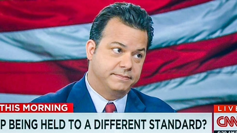 Journalism 'involves actually calling BS': Analyst shames CNN on air for irresponsible Trump coverage