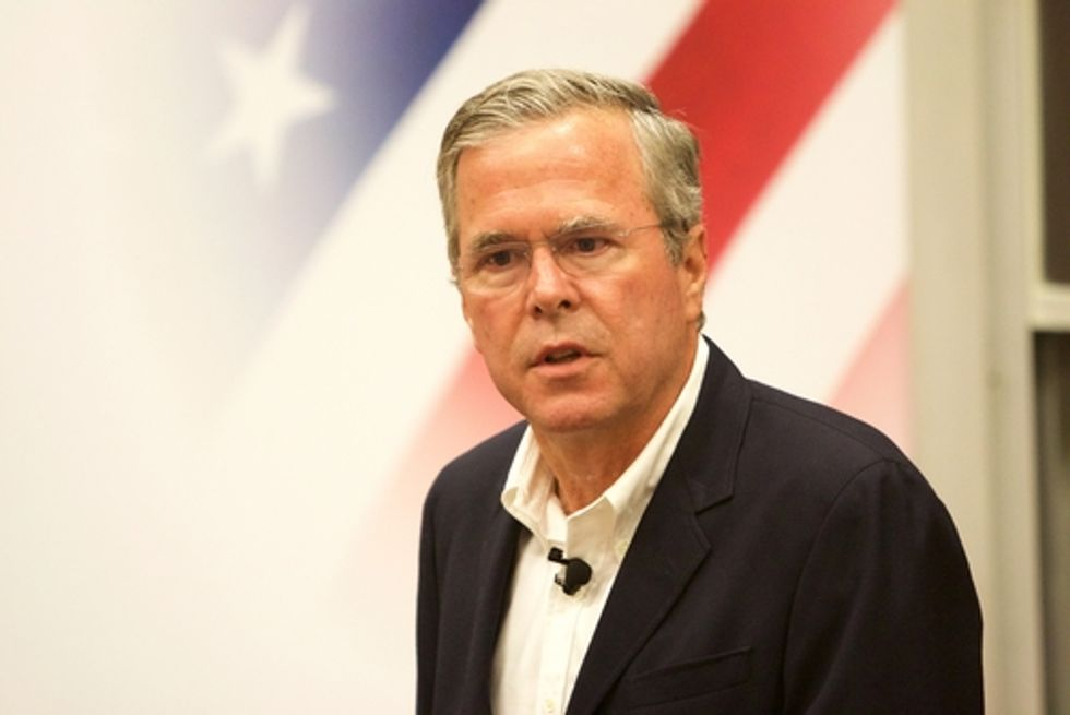 Sorry, Jeb, but gynecological care is, in fact, health care