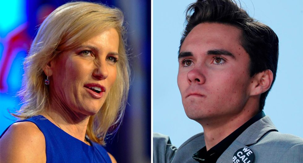 Fox's Laura Ingraham to take week off as advertisers flee amid controversy