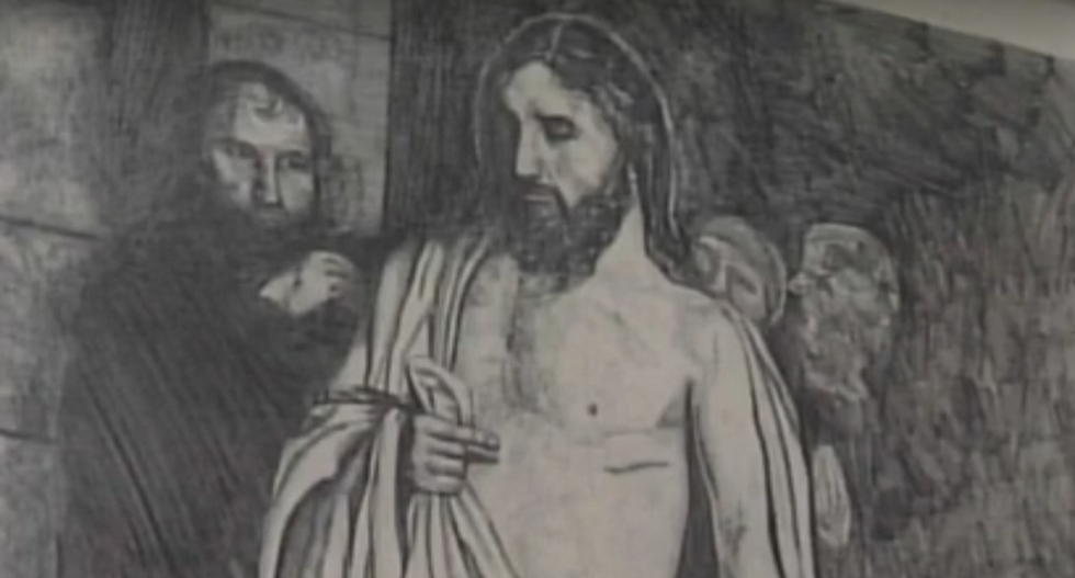 Kentucky court ignores requests to remove portrait of Jesus inside court house