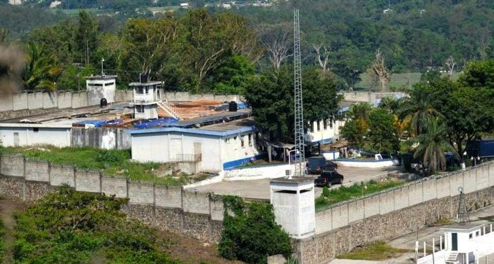 Seven inmates' bodies found in trash at Guatemalan jail
