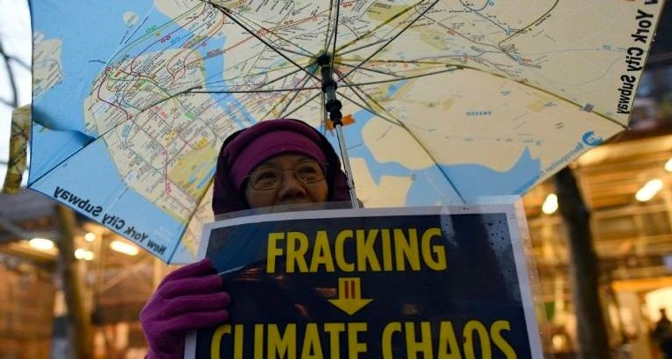 Officials link big Canadian earthquake to fracking by Malaysian firm