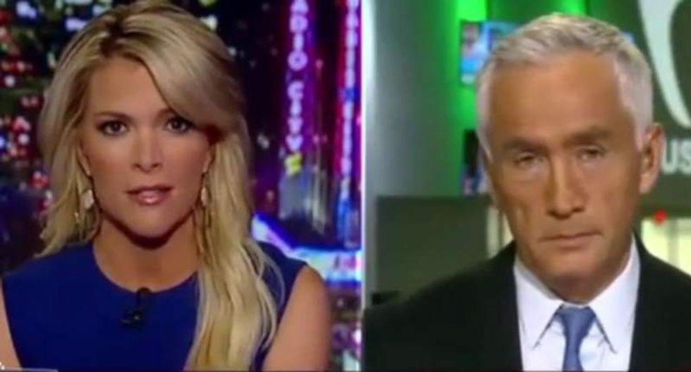 Jorge Ramos tells Megyn Kelly: Trump behaved like a dictator in booting me from press conference