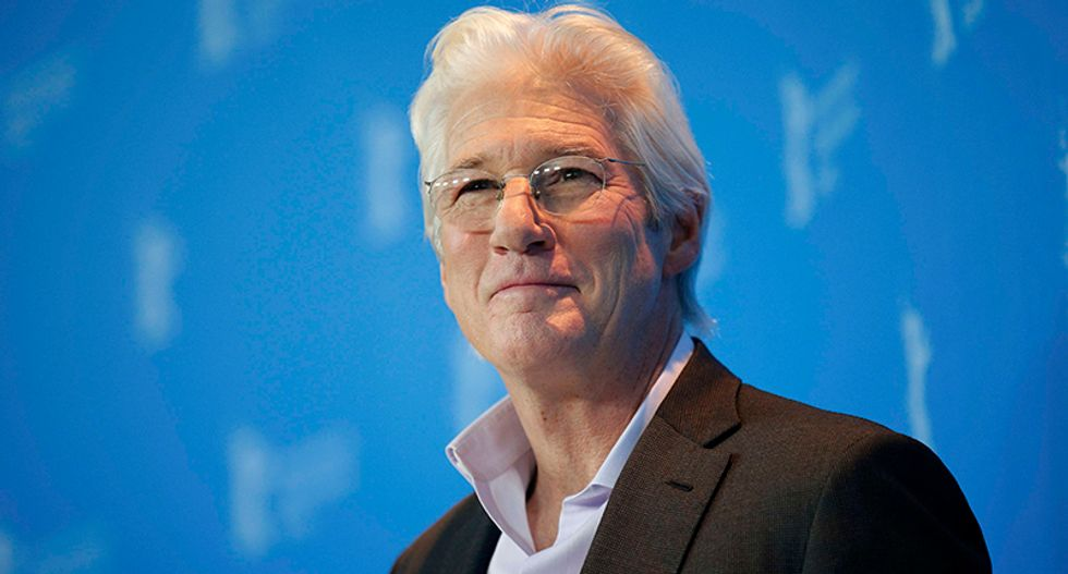 Richard Gere faults Trump for blurring meaning of 'refugee' and 'terrorist'