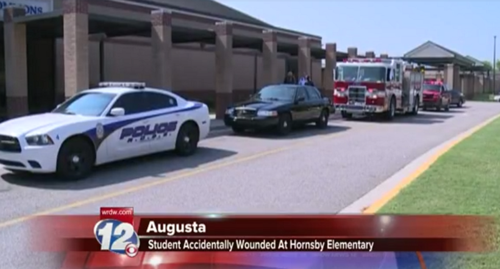 Georgia elementary school student shoots classmate while playing with gun hidden in desk