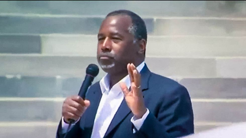 Ben Carson: There's a 'war on what's inside of women, but not a war on women'