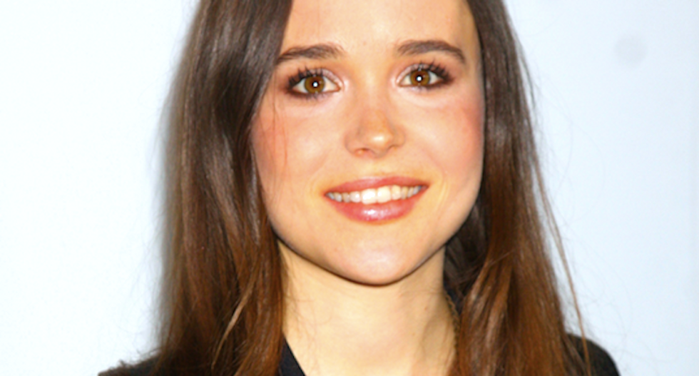 Ellen Page: It's 'borderline offensive' to call straight actors brave for playing LGBT characters