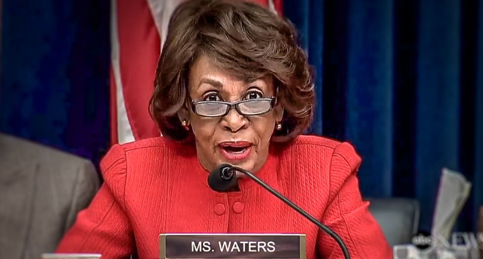 Maxine Waters demands closed-door Michael Cohen testimony be opened to the public
