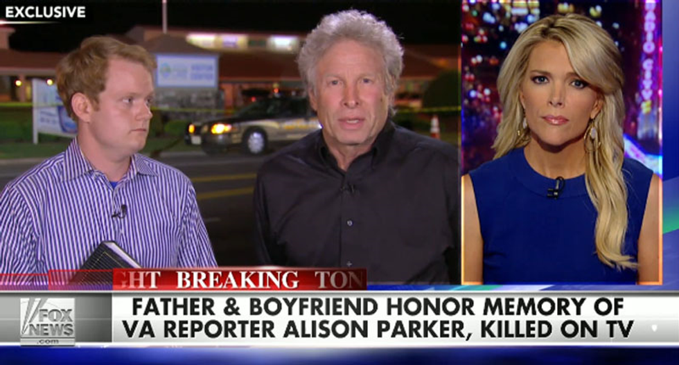 WATCH: Father of slain journalist tells Fox News his mission in life is to shame pro-gun lawmakers