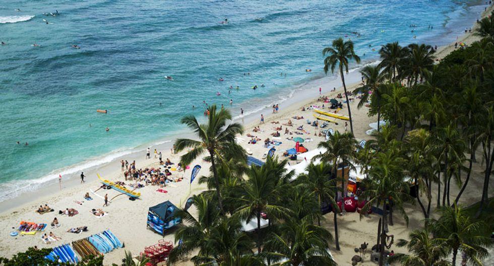 Honolulu's Waikiki Beach reopened after massive sewage spill