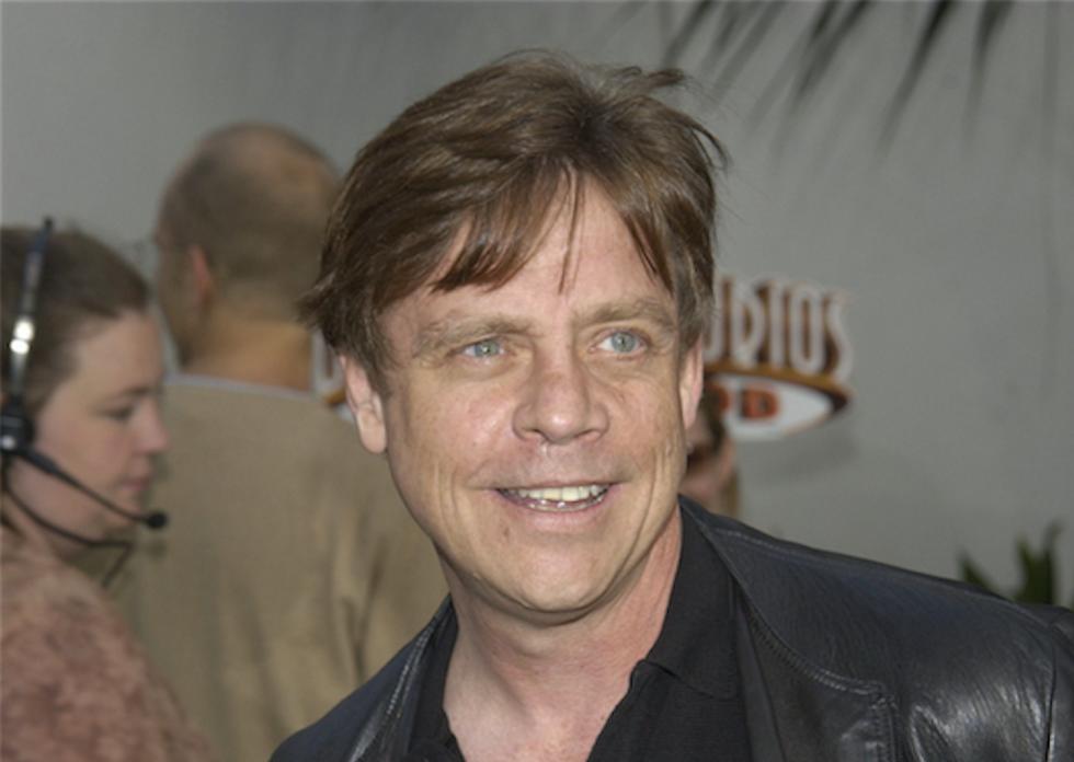 'F*cking embarrassment': Conservatives furious after Luke Skywalker actor supports gun control