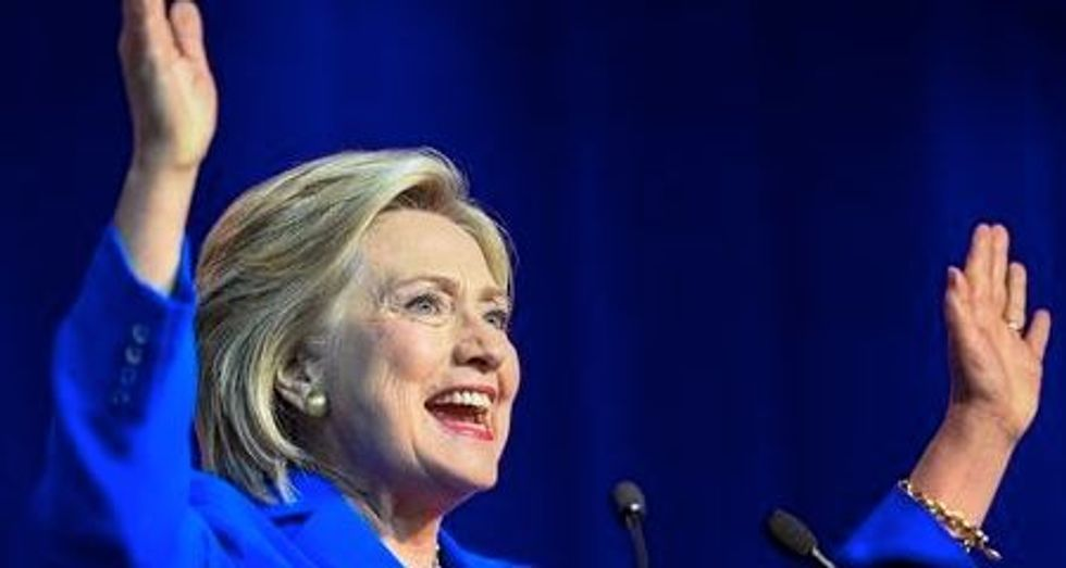 Democratic support for Clinton at lowest since 2012: Reuters poll