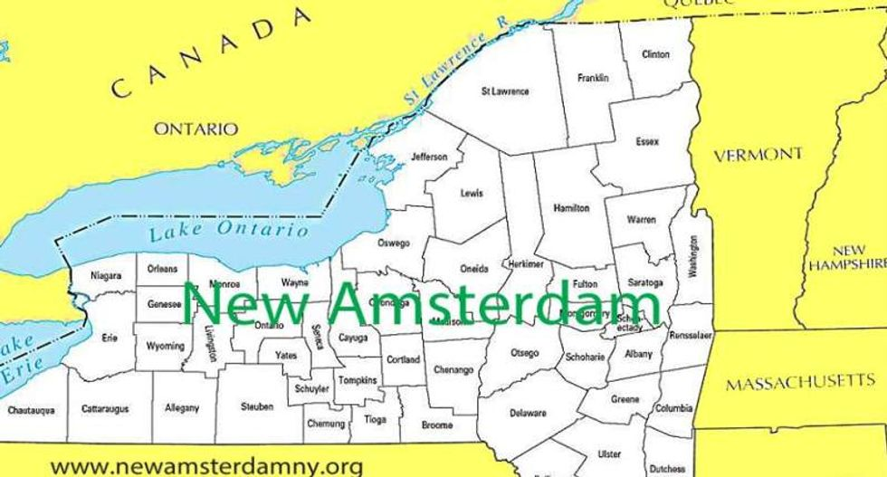 Oath Keepers and Tea Partiers want to turn upstate New York into 'New Amsterdam'