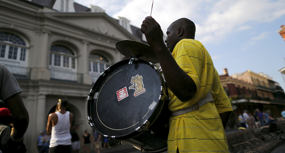 On ten-year anniversary, resilient New Orleans reflects on Katrina