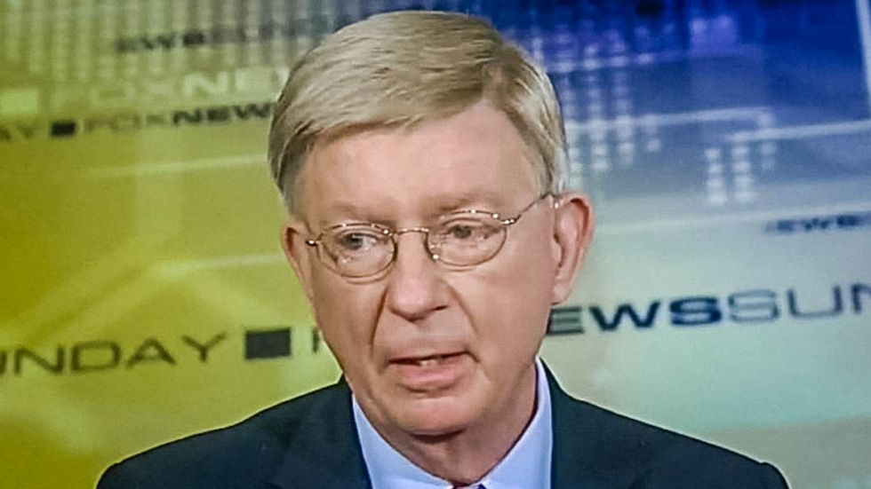 George Will blames TV crew killing on the gay and black 'grievance culture of our time'