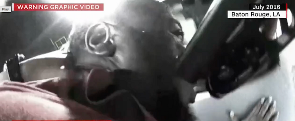 Watch: Retired LA cop reacts to new bodycam video of police 'execution' of Alton Sterling