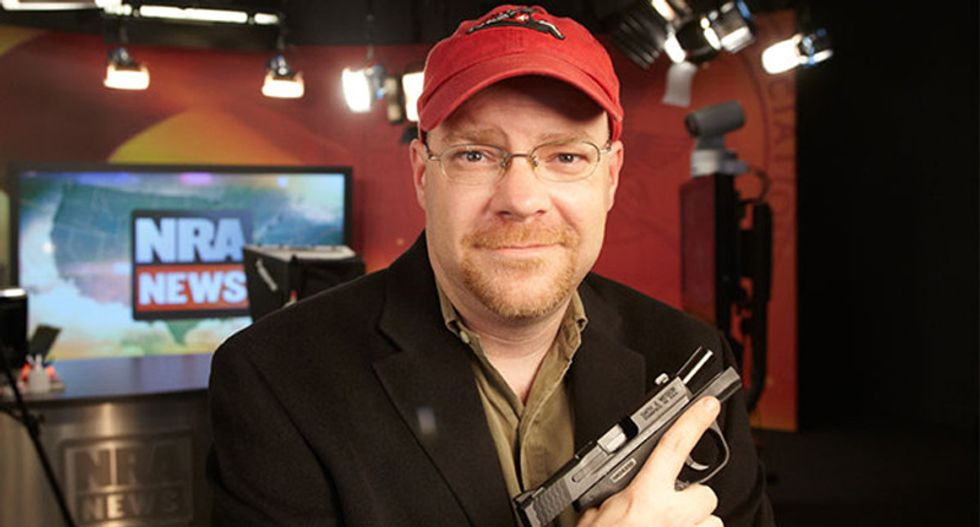 NRA radio host: Calling for new gun laws after Virginia shooting is 'gross' and 'shows a lack of humanity'