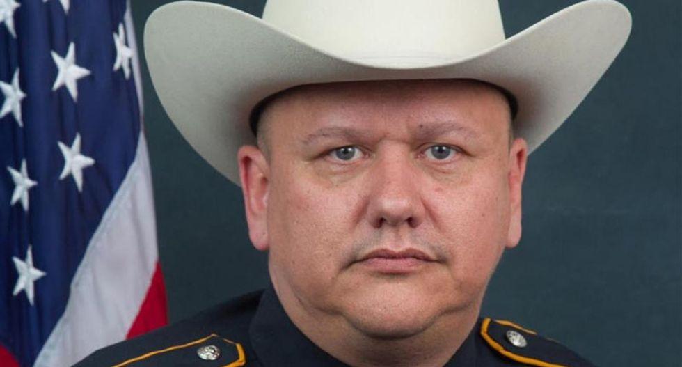 Obama slams 'completely unacceptable'  killing of Texas sheriff's deputy