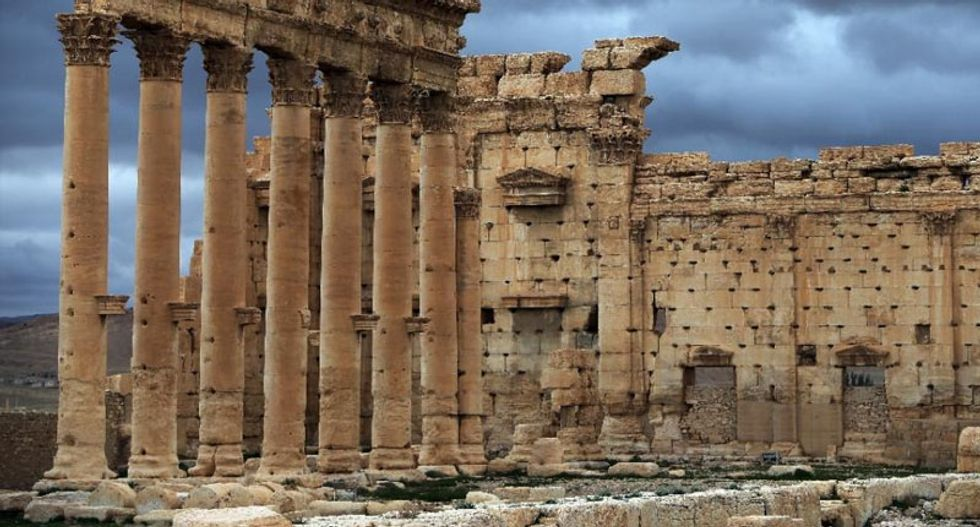 Syria archaeological sites looted 'on industrial scale': UNESCO