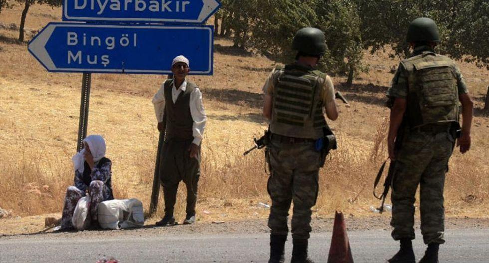 Turkey transfers British Vice News reporters to new jail