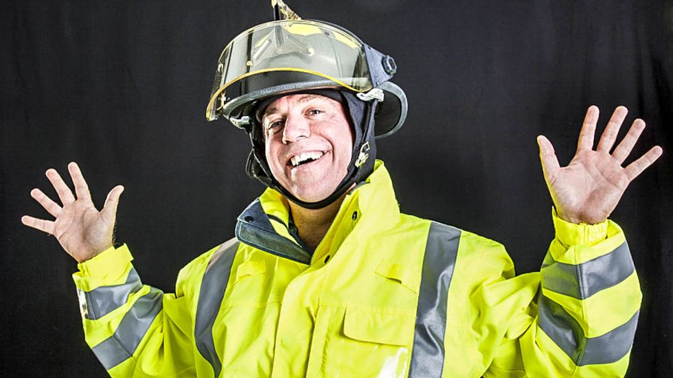'In the US we call them n****rs': Connecticut firefighter suspended over advice to British right-wingers