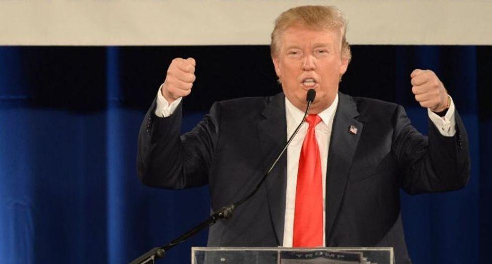 Donald Trump wins Republican Party Kentucky caucuses