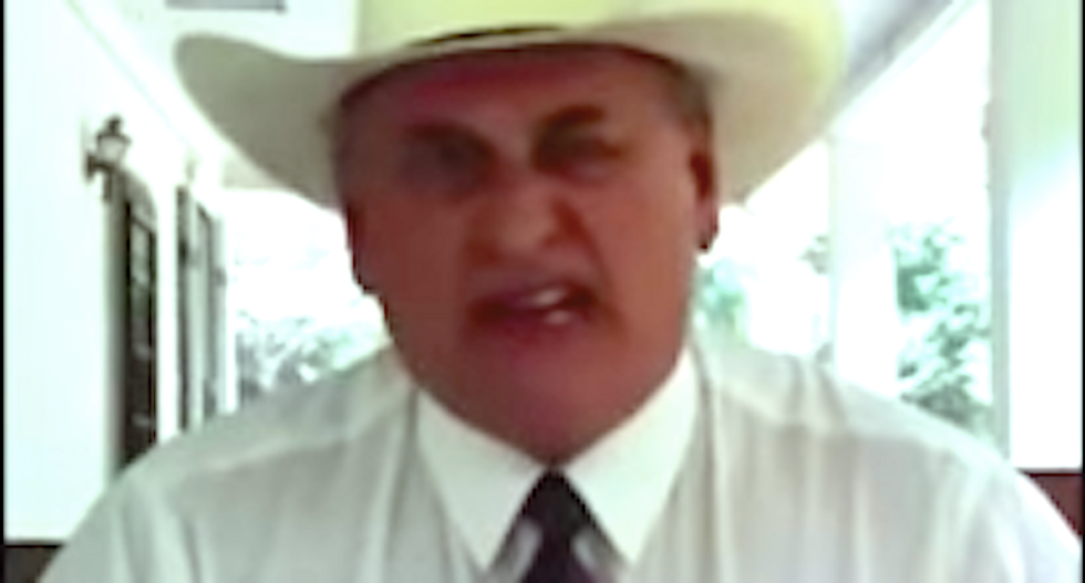 'A thug's life don't matter': Texas racist threatens mob violence against Black Lives Matter to avenge deputy's death