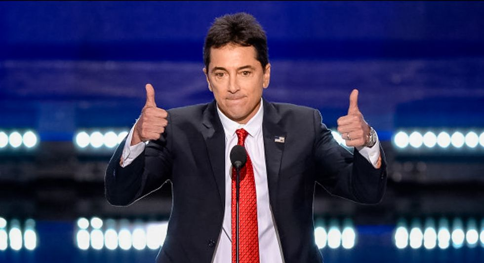'Never again': Scott Baio steals anti-Holocaust slogan to attack Nordstrom for dropping Ivanka Trump