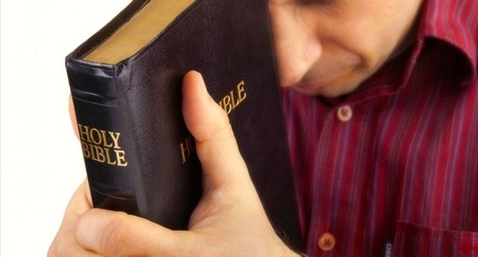 Judges cite Bible to justify sparing jail time for man who beat 'disloyal' and 'immoral' ex-wife