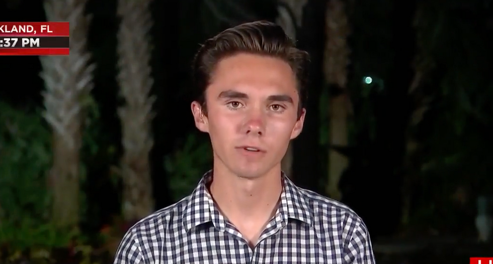 Parkland survivor David Hogg hits Bill O'Reilly's boycott conspiracy: 'I don't see shadowy figures behind me'