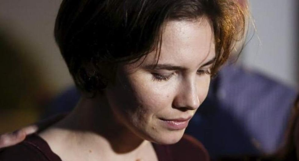 Records show 'glaring errors' led Italian court to overturn Amanda Knox murder conviction