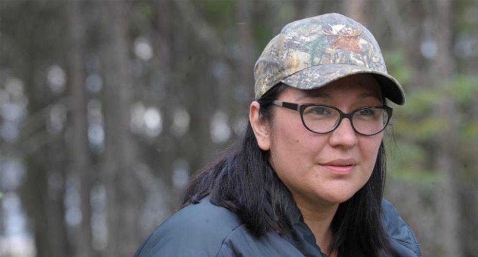 Native tribe fights to save Boreal forest in Quebec