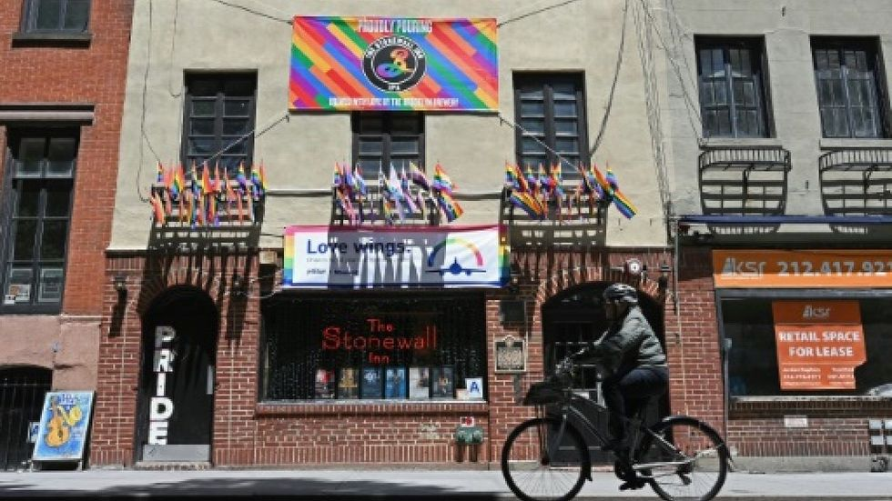 Fifty years on, Stonewall veteran recalls milestone for LGBT rights