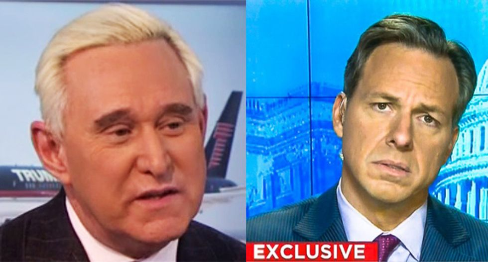 'What are you talking about?':Tapper slaps down Trump advocate claiming non-existent interview was cancelled