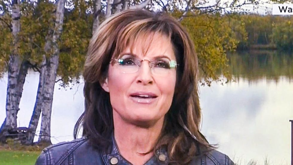 Not the Onion: Sarah Palin calls on immigrants to 'speak American'