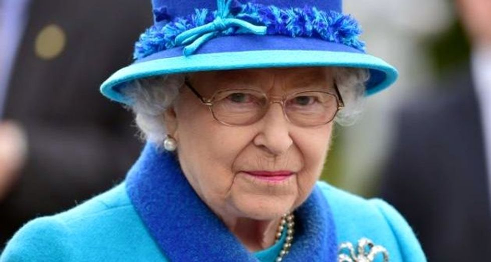Queen Elizabeth II says she never 'aspired' to record reign