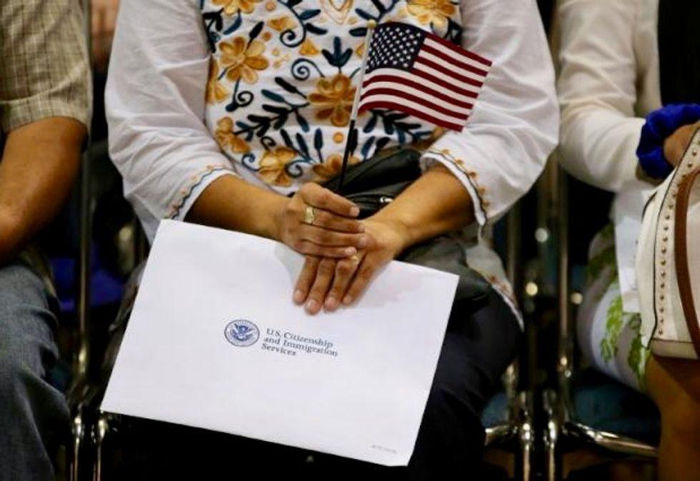 States sue US over the census