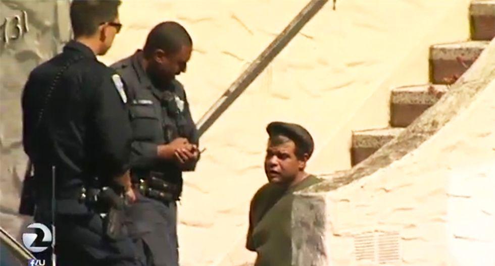 Axe-wielding man used racist slurs before killing Hispanic man in San Francisco attack: witness