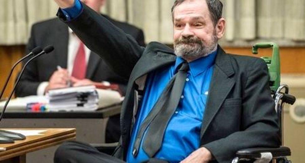 Killer of three at Kansas Jewish centers sentenced to death
