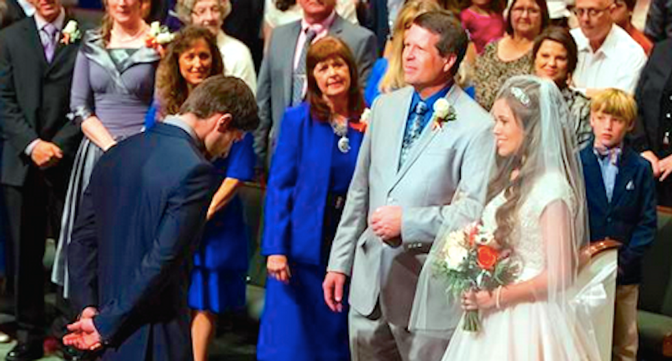 'Selfish and rude': Fans rip Duggars for celebrating cousin's marriage by posting Jessa's wedding pics