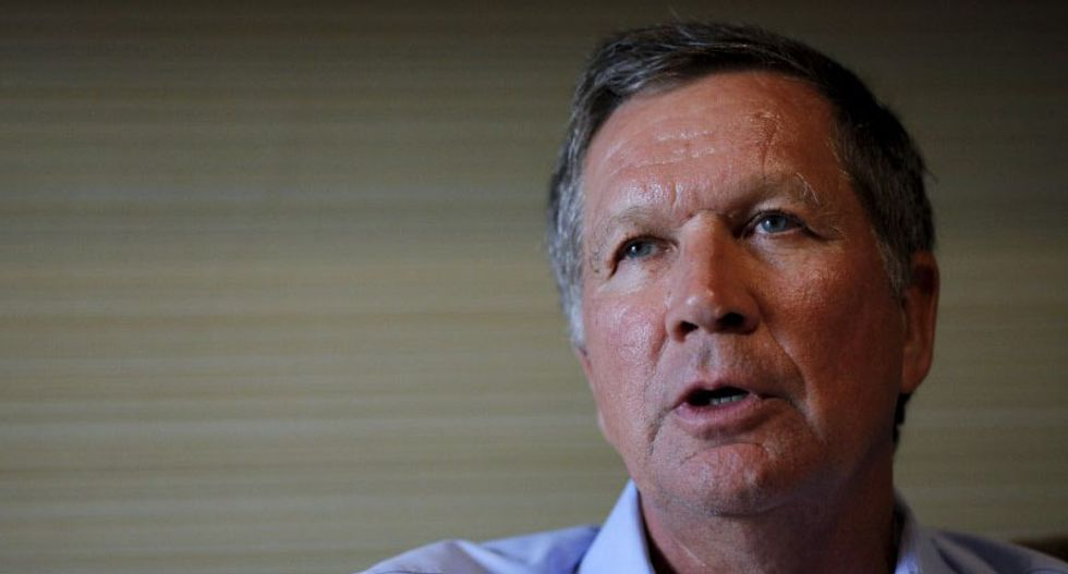 Presidential hopeful John Kasich aims to reshape Republican Party