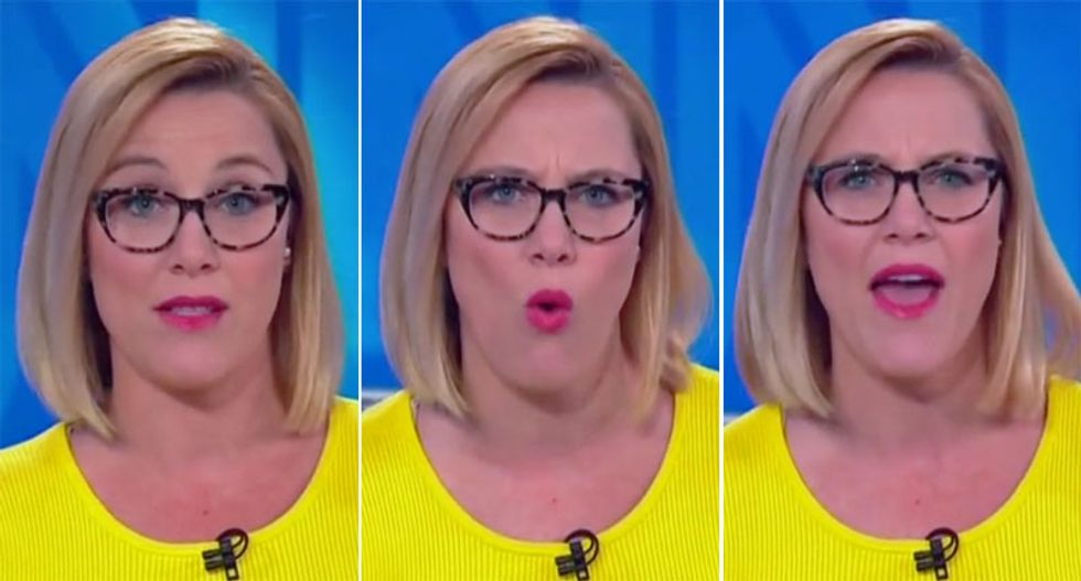 SE Cupp attacks Biden for 'caving' to progressives on Hyde Amendment: 'What's the point of his candidacy?'
