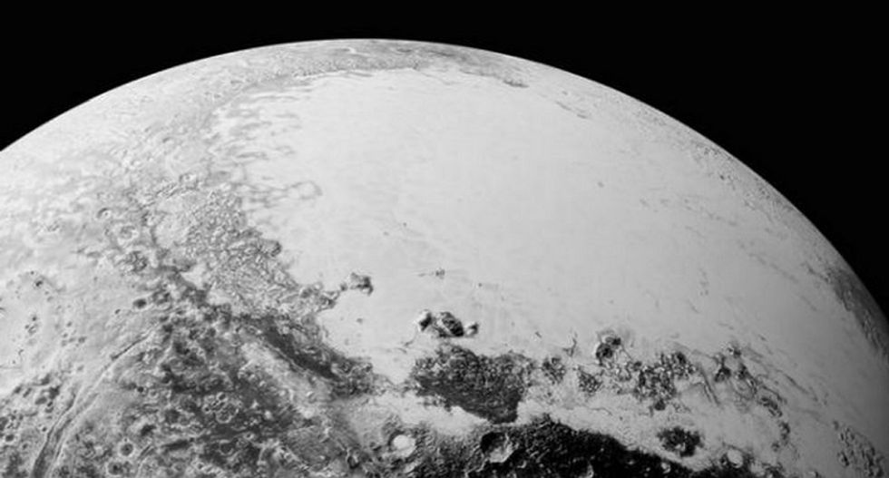 New photos reveal Pluto's 'unparalled' geological diversity: NASA