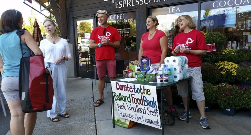 School district and union resume talks amid Seattle teachers' strike