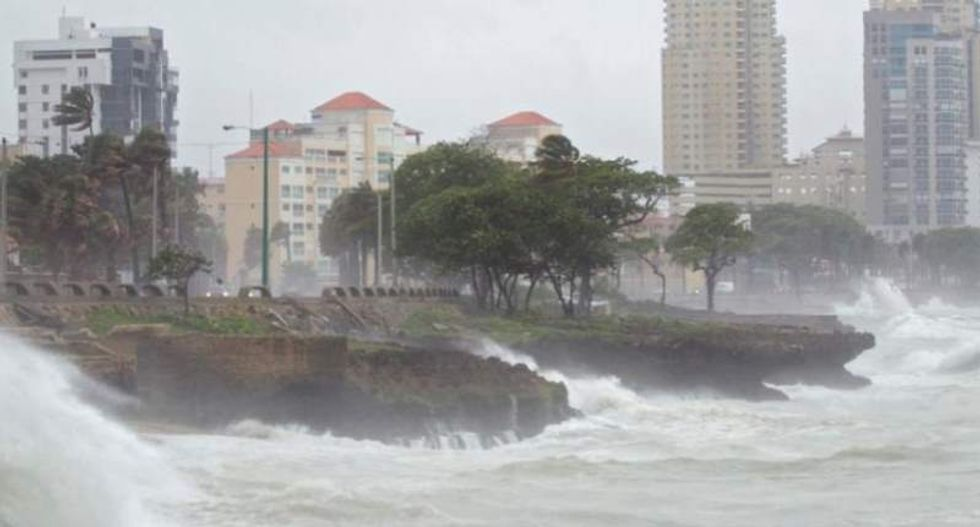 Tropical Storm Erica threatens Haiti after killing at least 12 in Dominican Republic