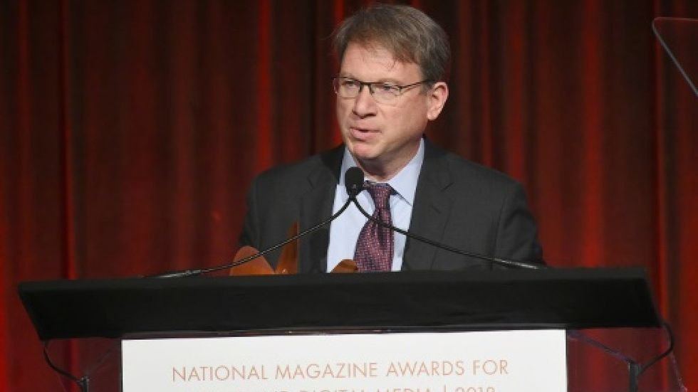Atlantic editor's comment on women journalists causes uproar