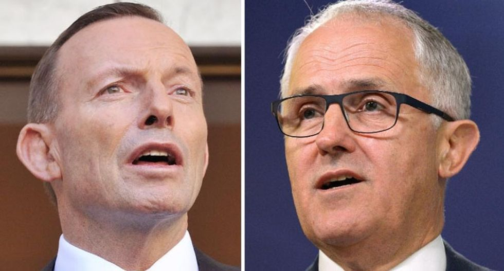 Australian conservative prime minister Tony Abbott ousted by longtime rival